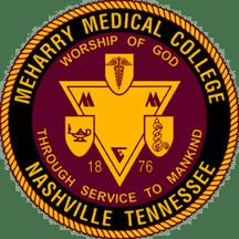 Meharry Medical College badge